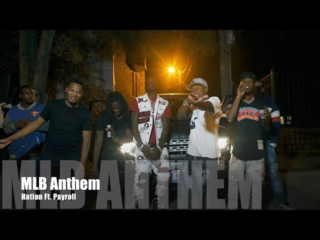 Hation Ft. Payroll - MLB Anthem (Major League Ballerzzz) (Music Video)