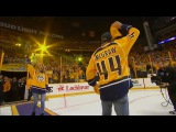 Faith Hill &amp Tim McGraw hype up Smashville with anthem and rally towels