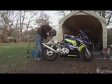 CBR 600 F3 Build  Cut That Tail Up! Ep.1