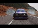 Bmw e30 V8 Drift on Transfagarasan
