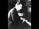 Sergei Rachmaninov - Moment musicaux No.1, Andantino in B-flat minor