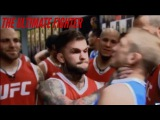 Cody Garbrandt grabs T.J. Dillashaw by the Throat  The Ultimate Fighter Redemption