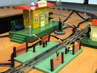 Первый запуск Пионерской железной дороги