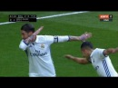 Dab Ramos after a goal Дэб Рамос Real - Malaga 21
