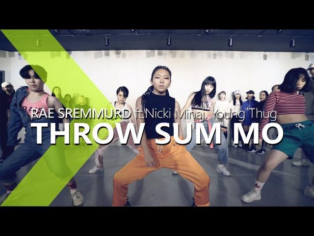 Rae Sremmurd - Throw Sum Mo ft. Nicki Minaj, Young Thug Choreography . LIGI