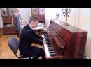 15 летний подросток, родившийся без кистей, виртуозно играет на фортепиано