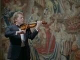 Oleg Kagan plays Bach Violin Sonata no. 3, BWV 1005 - Fuga - video