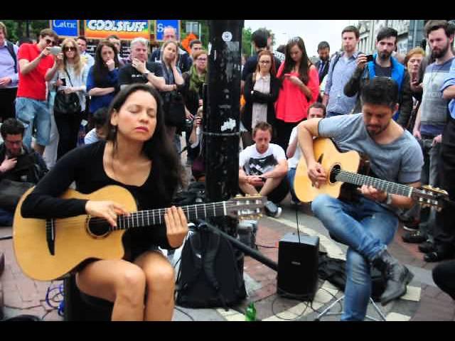 Rodrigo Y Gabriela - Tamacun (Dublin 2014)