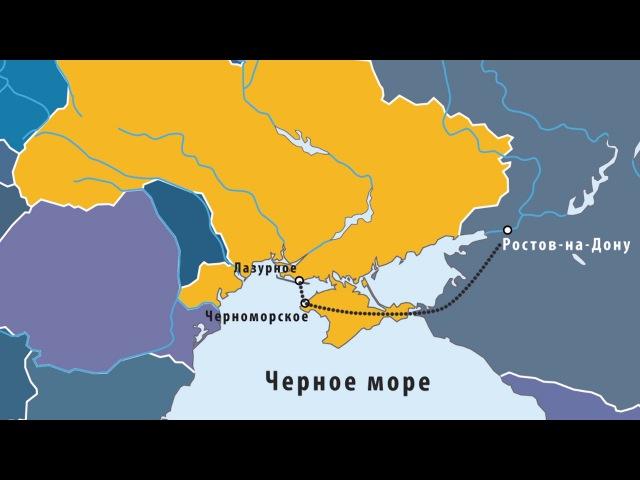 Уснул на батуте, а проснулся в море: как студент из Херсона очутился в Крыму?