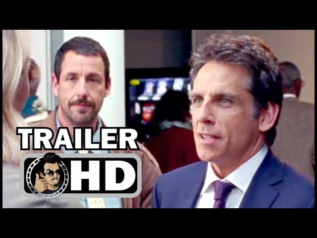 THE MEYEROWITZ STORIES Official Trailer 2 (2017) Adam Sandler, Ben Stiller Netflix Movie HD