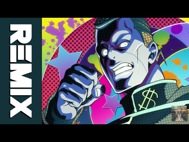 JJBA Part 4 - The Hand / Okuyasu's Theme (Simpsonill Remix)