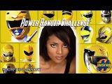POWER RANGERS Time Force's Deborah Estelle Philips Ranger Challenge Takes The Ranger Challenge