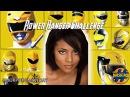 POWER RANGERS Time Force s Deborah Estelle Philips Ranger Challenge Takes The Ranger Challenge