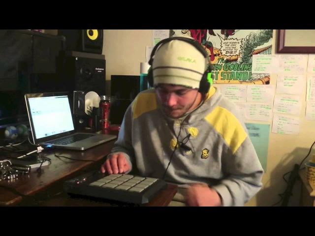 Hip-Hop Production Techniques 3 - MPD18 Controller
