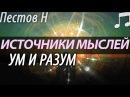 Источники МЫСЛЕЙ Хульные Мысли Ум и Разум Пестов Николай