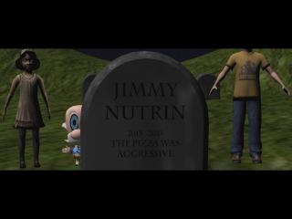 Jimmy Neutron Is Dead