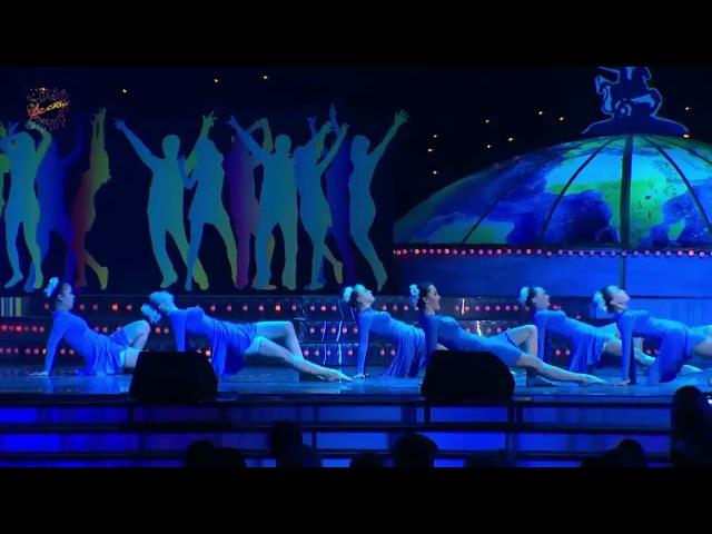 Коллектив эстрадного и современного танца Liberte Ноченька