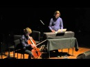 Cello Multitracks (2010) by Gabriel Prokofiev (excerpts) (Opening Session)