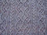 34. Платье с кельтским орнаментом. Готово!
