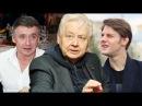 Алчные сыновья Табакова уже делят наследство отца ?
