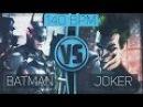 140 BPM BATTLE - Batman vs Joker Бэтмен против Джокера