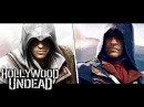 Hollywood Undead - Lion - Assassin's Creed - (2017) [Cinematic MV]
