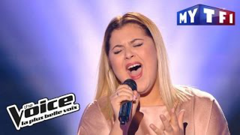 Karla - « Without You » (Mariah Carrey)   The Voice France 2017   Blind Audition