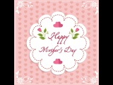 How to creat postcard Mother's day in Adobe Illustrator