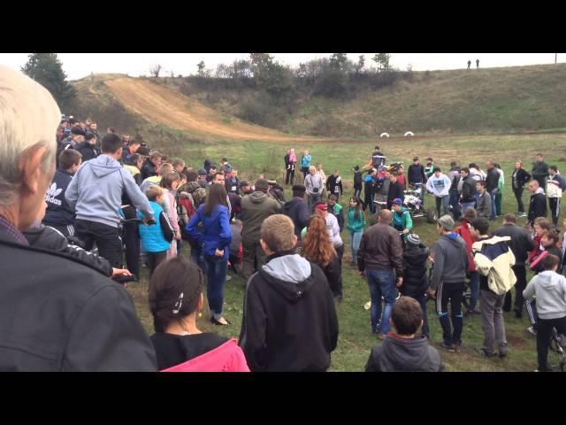Нещасний випадок на мотогонках в місті Тячів