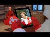 Новогоднее видеопоздравление от Деда Мороза Брянск. Дед Мороз и Снегурочка на дом, в садик и школу