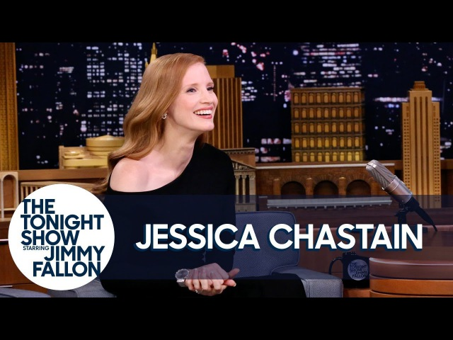 Jessica Chastain Is a Poker Cooler