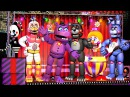 Five Nights at Freddys All Characters, All Animatronics more! FNAF 6