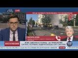 Привязка сегодняшнего теракта к убийству Вороненкова – это пиар-акция, - экс-глава ГСУ СБУ Опубликовано: 27 июн. 2017 г. https://youtu.be/umEy07zH6t0  https://youtu.be/SsumhLct6k4 - Видео с места происшествия  Привязка сегодняшнего теракта,  вследствие ко