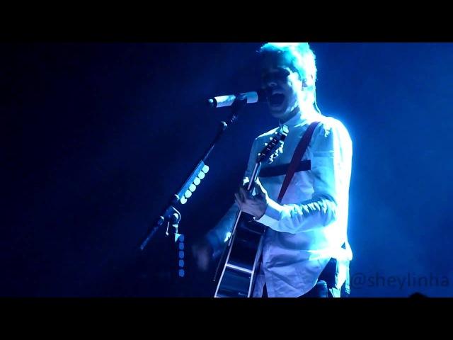 30 Seconds To Mars Acoustic - Capricorn, Echelon, FY Bad Romance [Birmingham 2010]