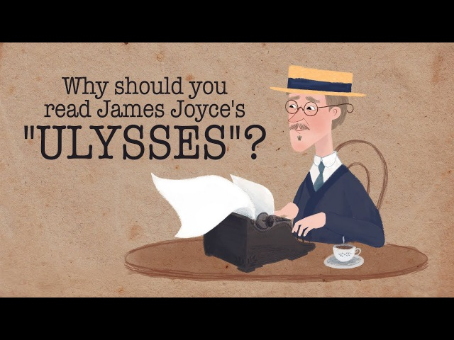 Why should you read James Joyces Ulysses - Sam Slote