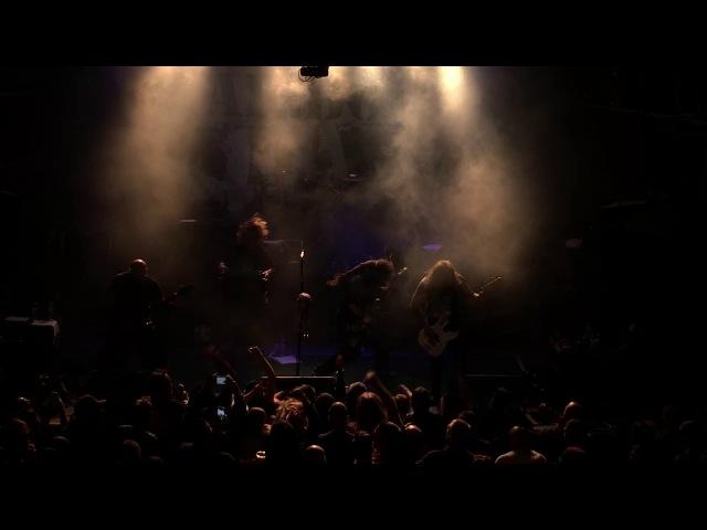 Soulfly Nailbomb Wasting Away live at DNA Lounge 10/08/17