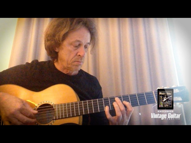 """Dominic Miller Plays """"Shape of My Heart"""" and More!"""