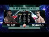 Bellator MMA Paul Daley vs. Brennan Ward FULL FIGHT
