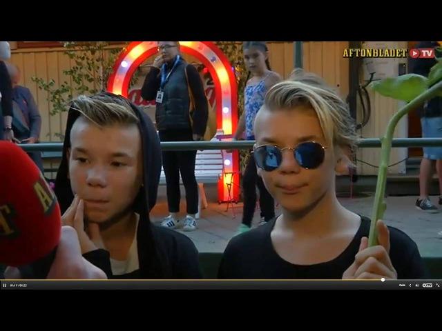Marcus Martinus intervjuet av Aftonbladet