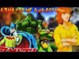 Азиатские Аналоги Известных Мультфильмов (Марвел, Бэтмен, Черепашки Ниндзя)