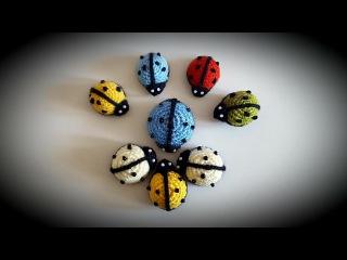 Buzdolabı Süsü Magnet Uğur Böceği Yapımı