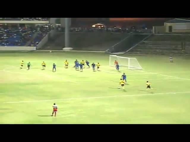 ★ SANTA LUCIA 1 - 4 ANTIGUA BARBUDA ★ RUSIA2018 FIFA - Eliminatoria CONCACAF - Segunda Ronda