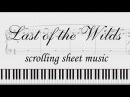 Last of the Wilds by Nightwish - Scrolling Sheet Music