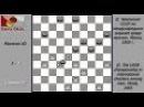 Шавель М. - Митягин Ю. II. Чемпионат СССР по международным шашкам, 1955 г.