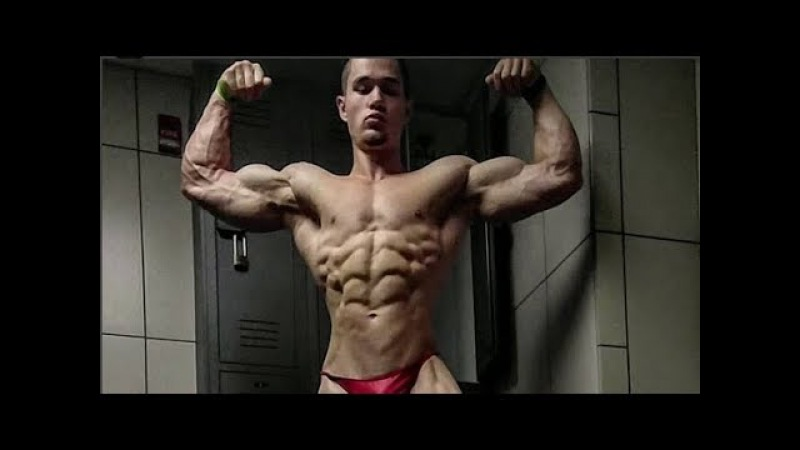 Most Perfact Young Natural Bodybuilder jared feather | 2017 | Posing and flexing