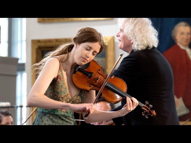 Mendelssohn Violin Concerto Frang · Rattle · Berliner Philharmoniker