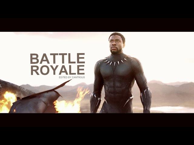 Black Panther (T'Challa) Battle Royale