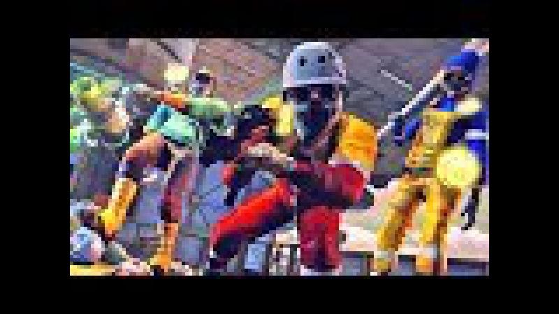 Sunset Overdrive DLC 02: Os Novos Mutantes - Xbox One gameplay