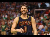 Kevin Love Drops 32 Points and Grabs 12 Rebounds in Game 1! | May 17, 2017