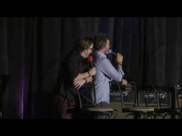 Kings Of Con Panel Stageit Recording SPNSF 3 11 17